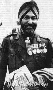 Gen. Shabeg Singh.
