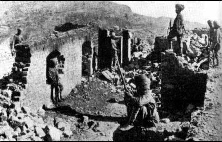 Saragarhi recaptured 14th Sep 1897
