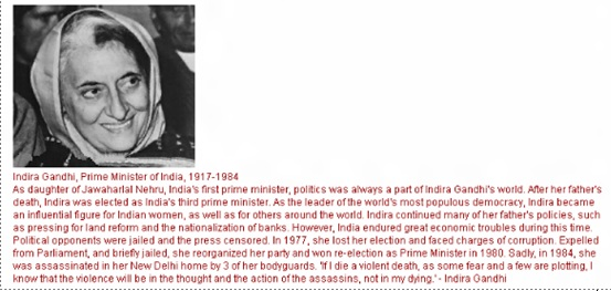 Assassination of Indira Gandhi