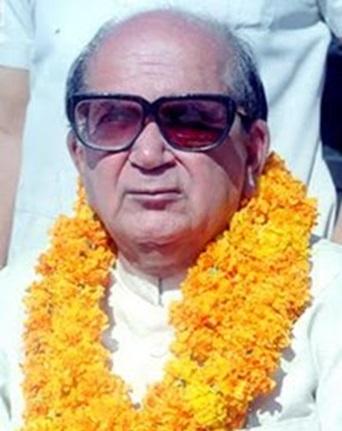 HKL Bhagat