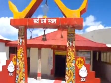 Gurudwara Dongmar
