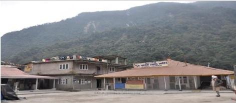 Sikkim-Gurudwara in 1970