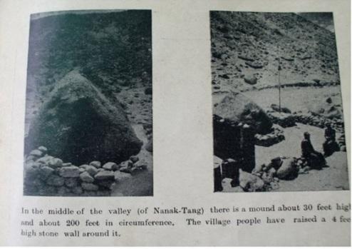 Sikkim-Nanak Tang mound