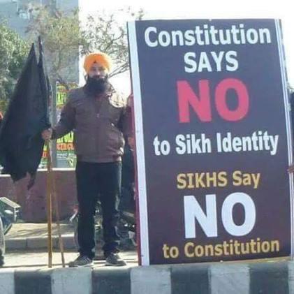 No to constitution