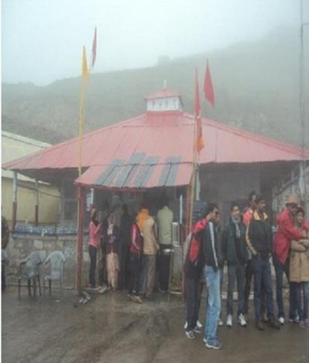 Disrespect of Gurudwara by visitors