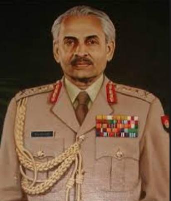 Lt. Gen. AS Vaidya
